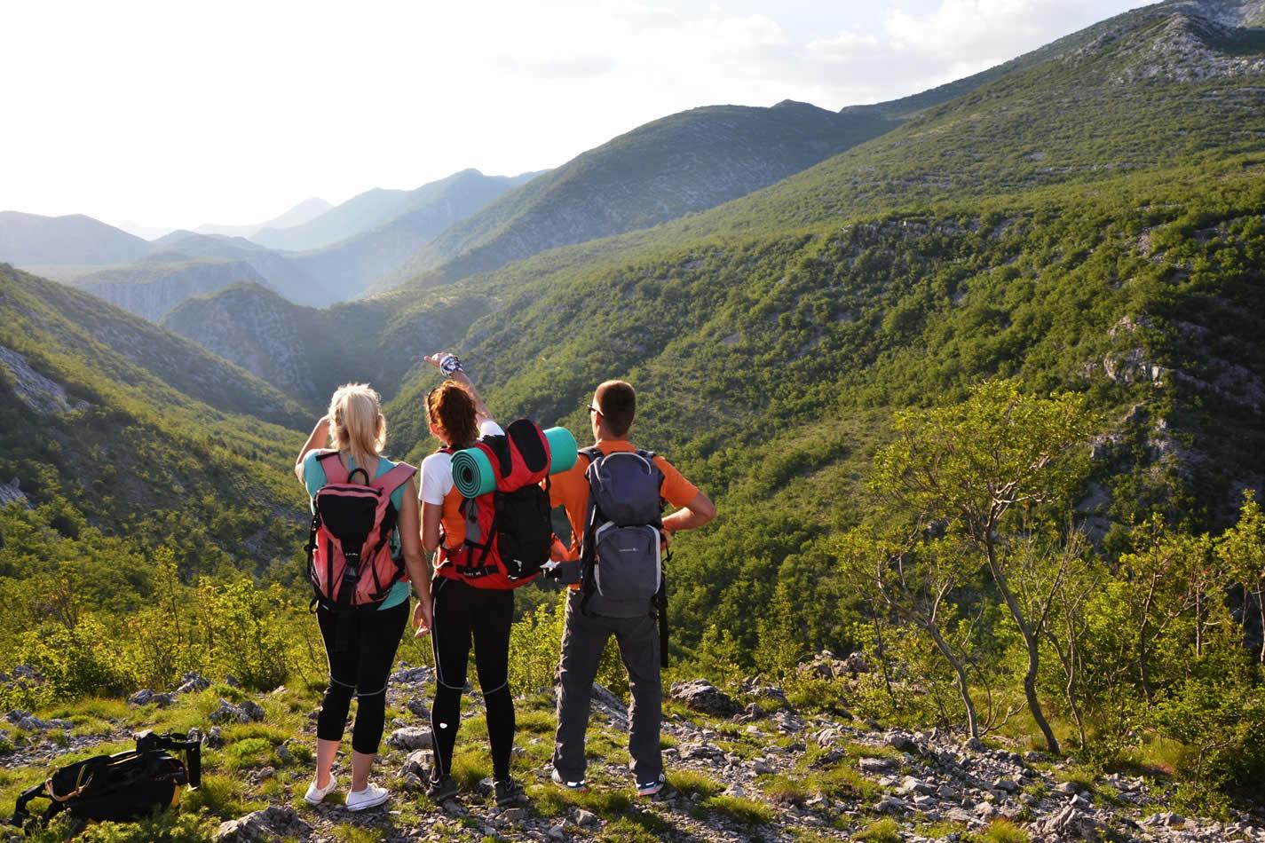 Hike Amp Climb Mountain Traveller Croatia