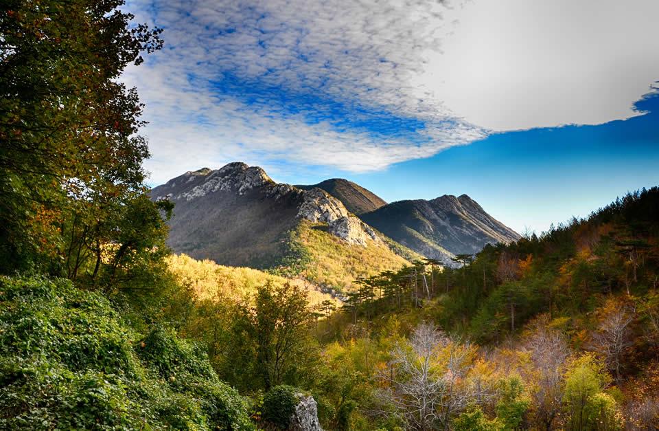 Mountain Treveller Croatia - Velebit Hiking Trail
